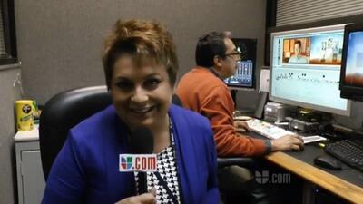 María Antonieta Collins nos da un adelanto de su segmento con los Romney...