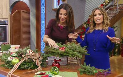 ¡Mantente saludable en temporada navideña! Escucha cómo con Maggie Jiménez