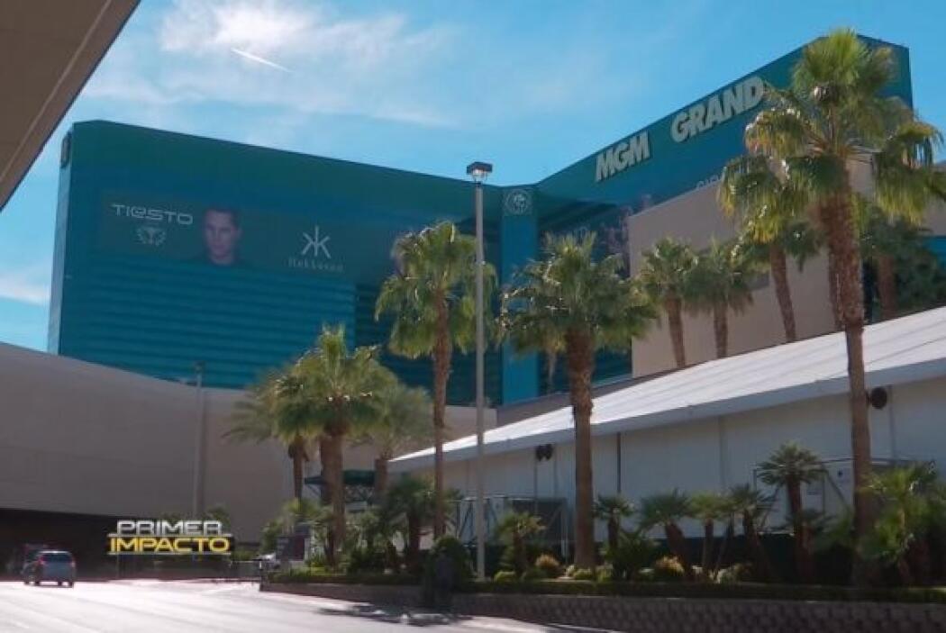 La sede de los Latin Grammys este año es el hotel MGM Grand.