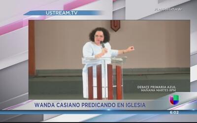 Wanda Casiano habla del calvario que ha vivido