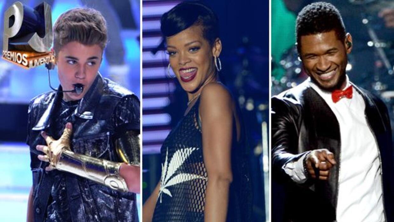 Conoce la lista de artistas nominados en la categoría Favorite Hitmaker,...