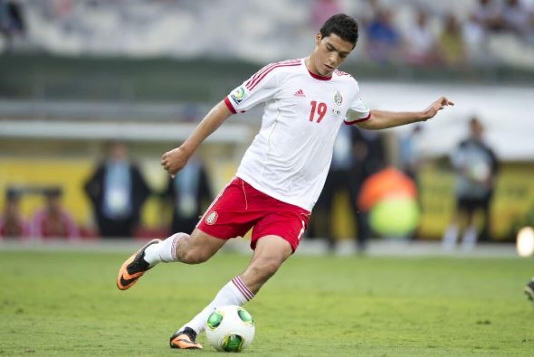 Jiménez tendría su primera oportunidad de jugar la Copa Confederaciones...