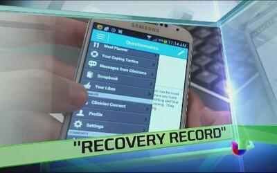 Recovery Record, una aplicación para combatir la anorexia