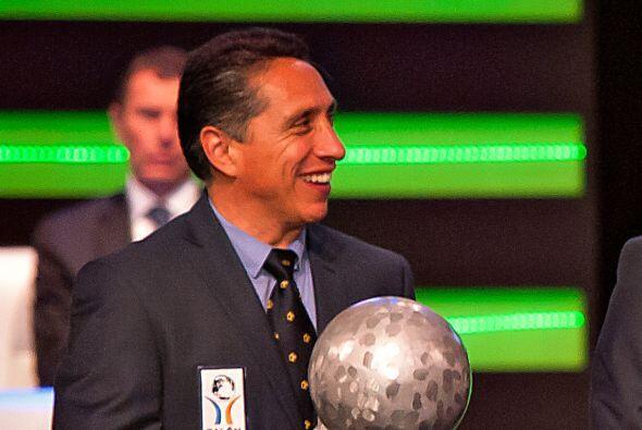 Manuel Negrete es recordado por su gran gol en México 1986 pero también...