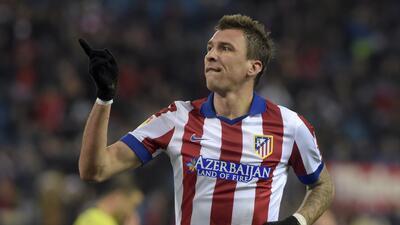 El delantero croata deja al Atlético de Madrid por la Juve de Italia