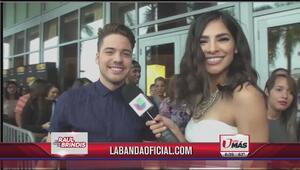 Alejandra Espinoza llega a Houston con La Banda