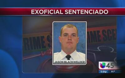 Policía culpable de homicidio no irá preso