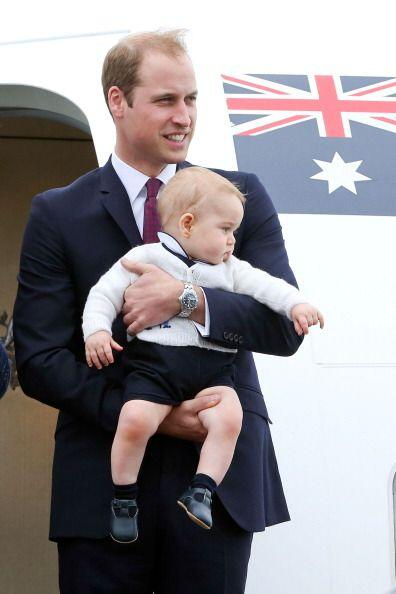 Este pequeño ha acompañado a sus padres en diversos viajes.