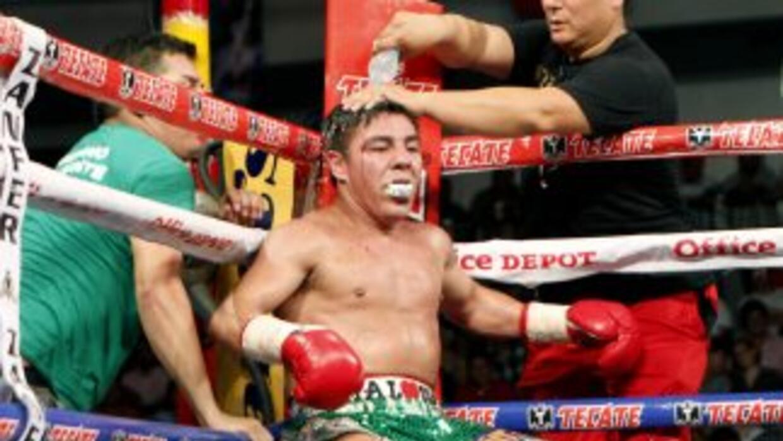 'Travieso' Arce venció a Lacierva y va por Jhonny González (Foto: Zanfer)