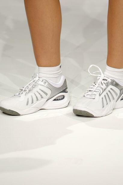 ¡El básico calzado deportivo sigue siendo del mismo estilo,...