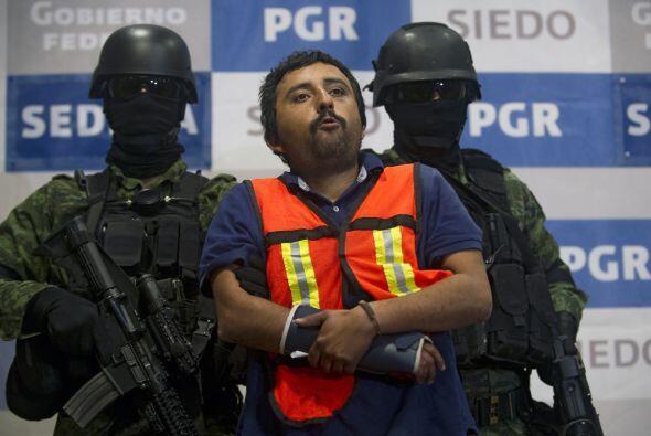 Ese mismo día, militares y policías municipales de la localidad de Garcí...