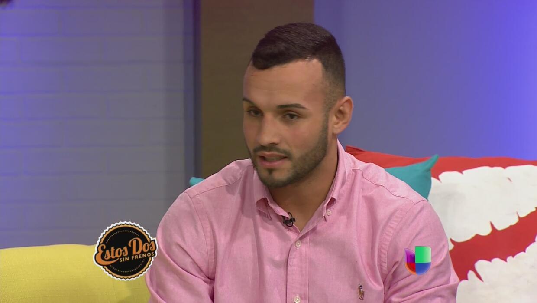 Christopher 'Pitufo' Díaz en la mejor etapa de su vida