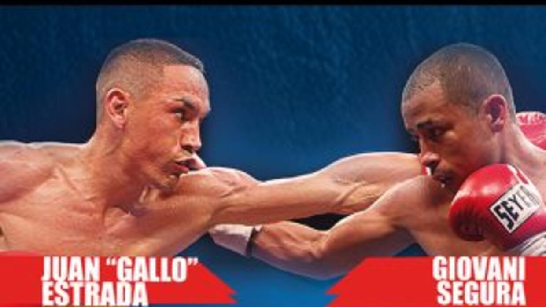 'Gallo' Estrada y Segura ya tienen jueces y réferi (Foto: Zanfer).