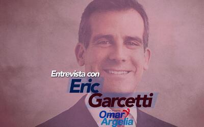 Omar y Argelia - Eric Garcetti