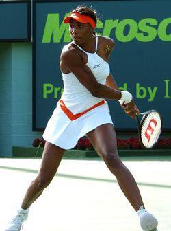 Venus regresó con fuerza. Y quiere participar en las Olimp&iacute...