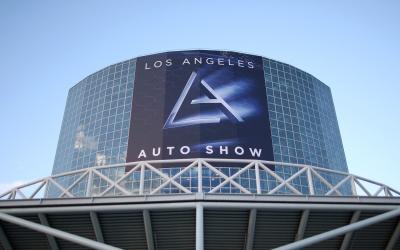 Auto Show de Los Angeles