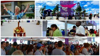 Cientos disfrutaron del South Beach Wine and Food Festival 2016 collage%...