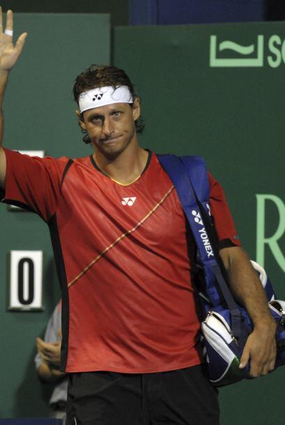 El Tenista Marat Safin , que en su momento fuera número uno del mundo, l...