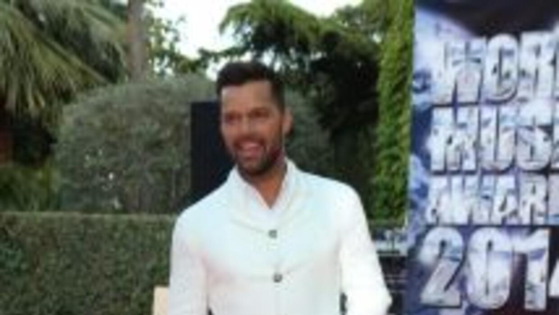 Ricky Martin dijo que 'Vida' podría estar incluida en su siguiente álbum.