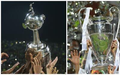 La Libertadores y la Champions son los torneos de clubes más impo...