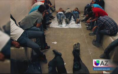 Denuncian malas condiciones en centros de detención para inmigrantes