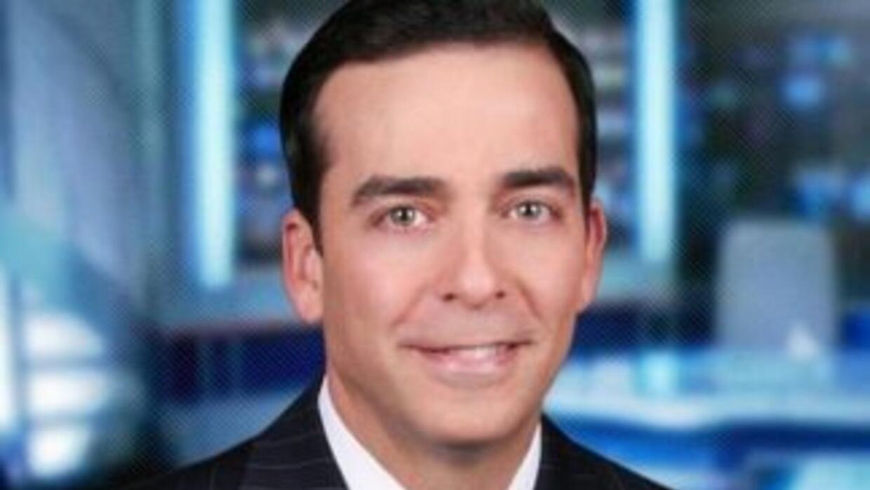 El periodista, Ambrosio Hernández.