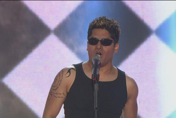 """Y Ricky Martin encendió al público con """"Livin' la vida loca""""."""