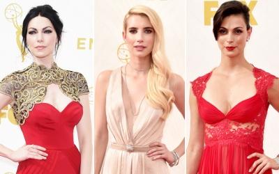 Las más sexys de los Emmy's