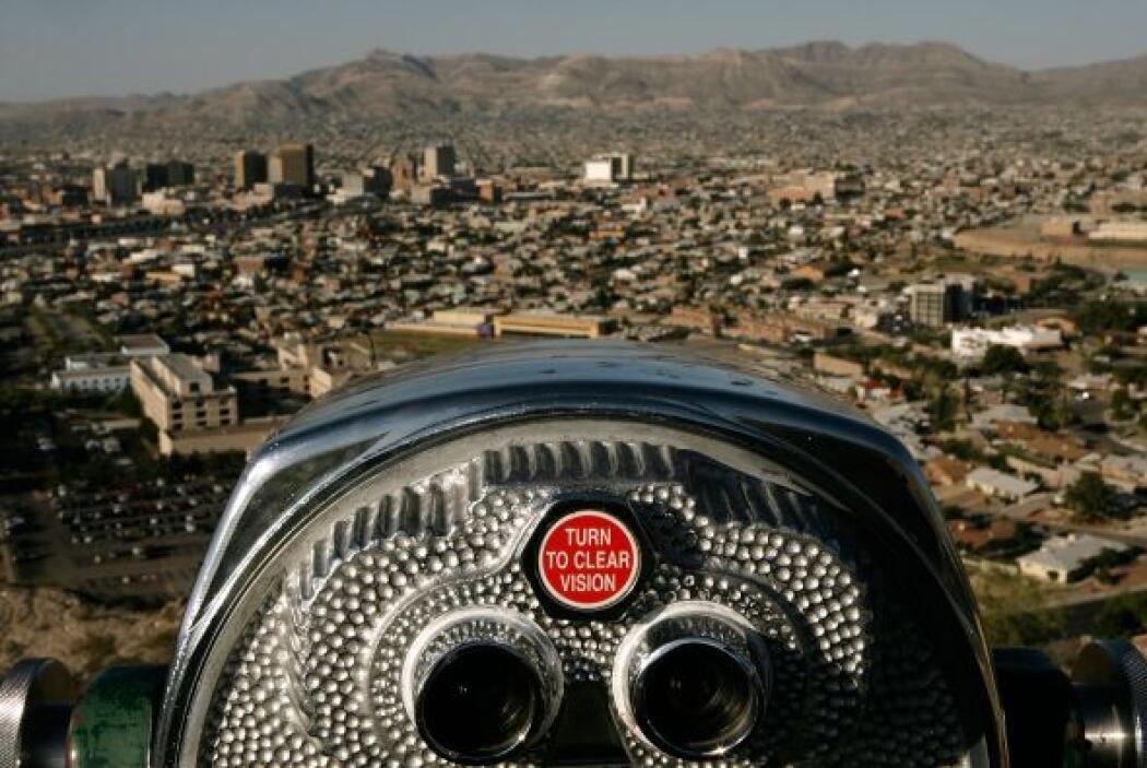 """""""En El Paso tenemos un sistema judicial y agencias del orden público efi..."""