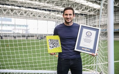 Frank Lampard, NYCFC Record Guinness