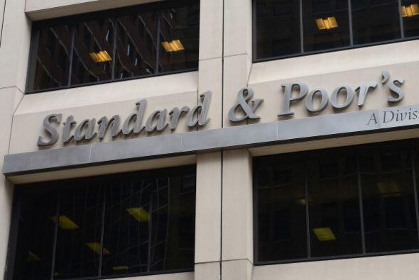 La agencia Standard & Poor's actualizó el listado que realiza sobre la c...