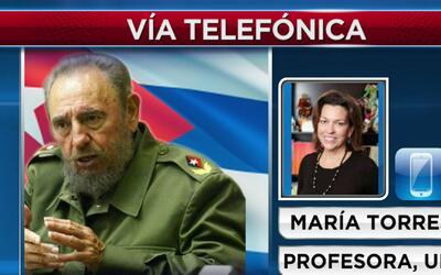 ¿Cuál es el significado histórico de la muerte de Fidel Castro para los...