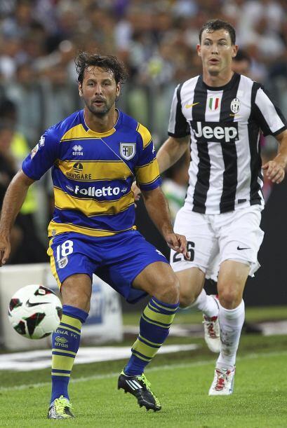 No dejó a los jugadores del Parma que hicieran peligro en su marco.
