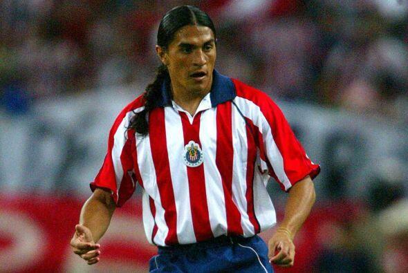 Aunque debutó con Cruz Azul, Juan Francisco Palencia tuvo la oportunidad...