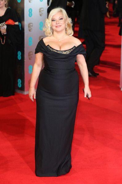 Del 'look' de Alison Owen  no tenemos mucho que decir, más que ese vesti...