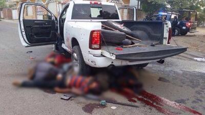 Gobierno mexicano abre investigación por macacre en Apatzingan