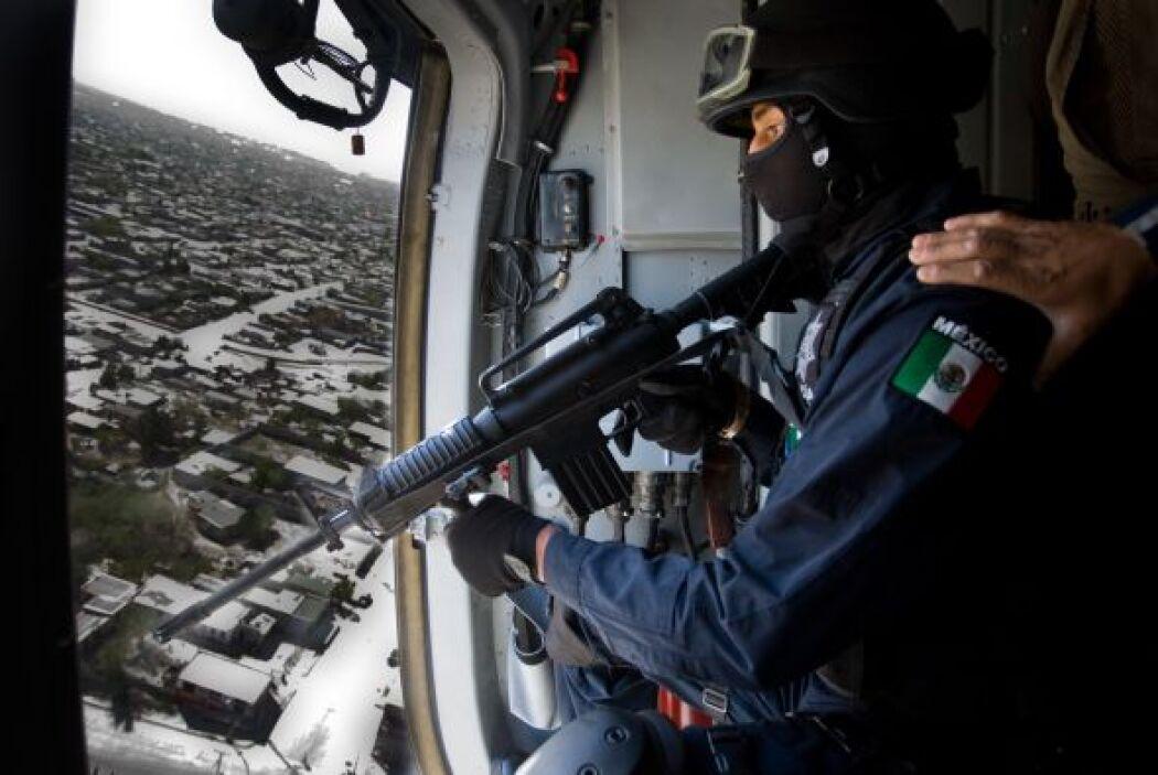 Juárez se ha convertido en una ciudad bajo vigilancia. Pero nada parece...