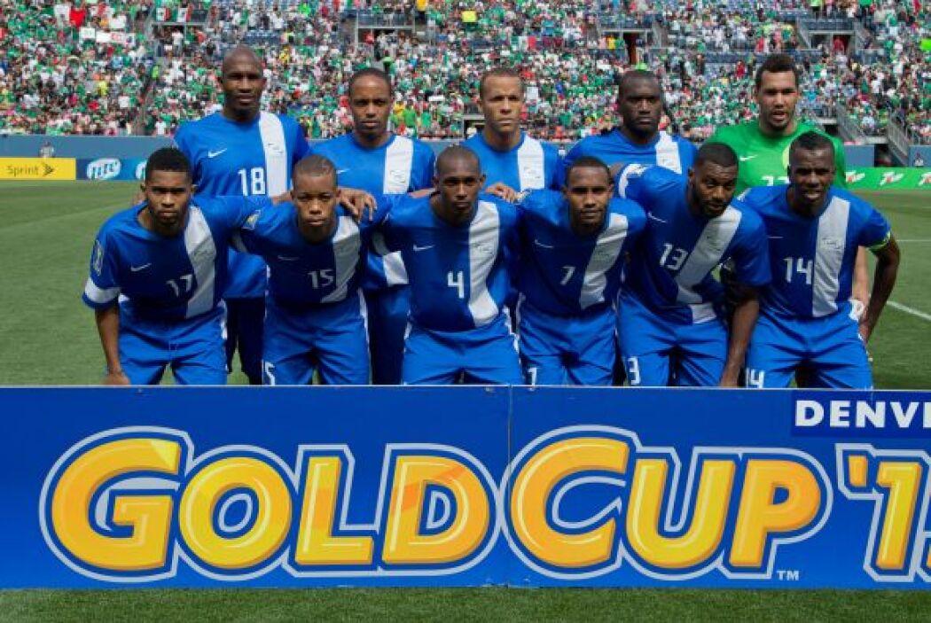 Martinica iba a ser la cenicienta del torneo, y aunque no clasificó se v...