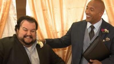 Rock Wedding Surprise