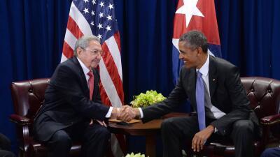 Carlos M. Alvarez: Cuba, la letra del año GettyImages-Castro-Obama2.jpg