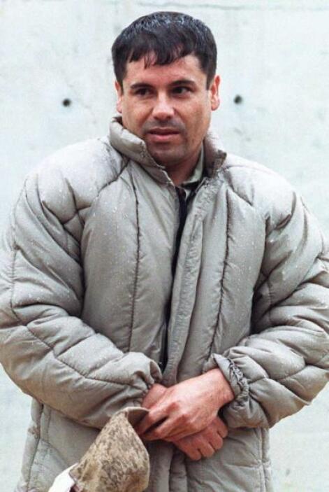 """Joaquín """"El Chapo"""" Guzmán Loera es el líder de una organización internac..."""