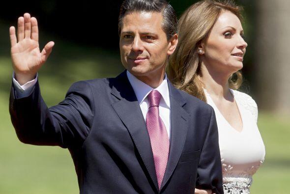 Anthony Wayne, embajador de Estados Unidos en México, mandó a la pareja...