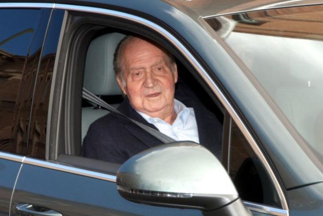 REY JUAN CARLOS I DE ESPA'A - Nació el 5 de enero de 1938 en Roma, Itali...