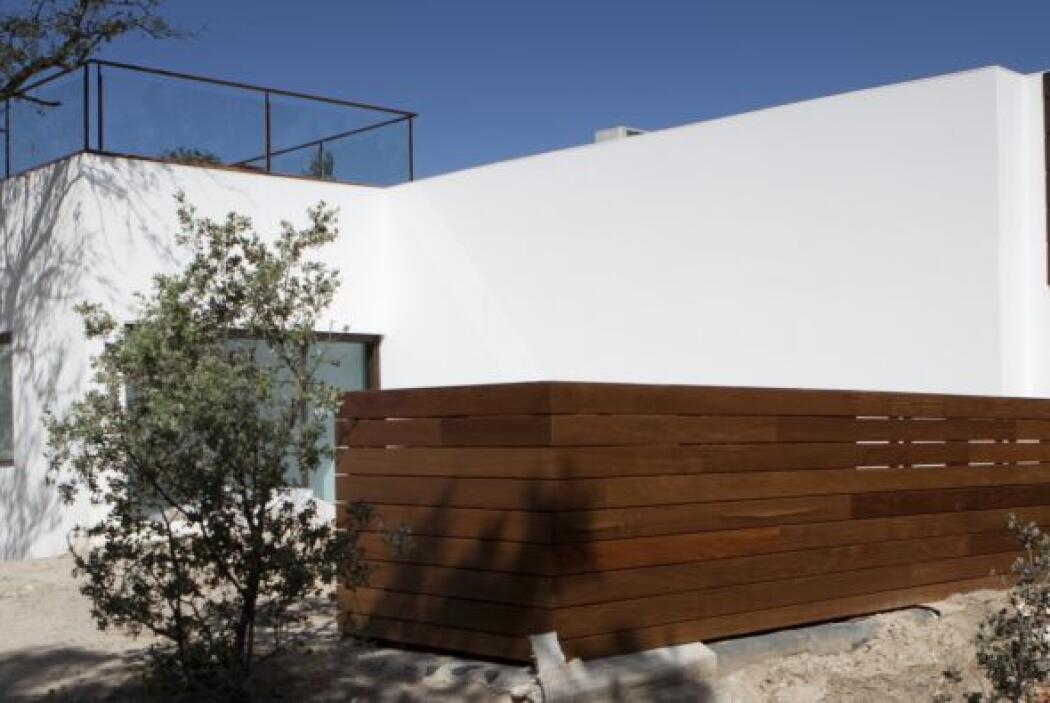 Ésta es la casa que el arquitecto Joaquín Torres hizo para Bardem y Pene...