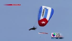 Cubano de la isla quiere repetir hazaña histórica
