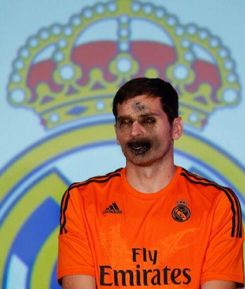 Iker Casillas, capitán del Real Madrid y La Roja de España.