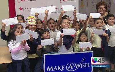Cartas a Santa Claus a cambio de donaciones