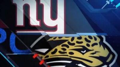 Lo mejor del Giants vs. Jaguars
