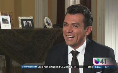 Jorge Salinas habla sobre 'Mi Corazón es Tuyo'