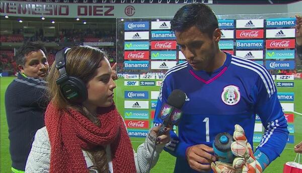 """Alfredo Talavera: """"Quisimos meter más goles, pero a veces no se puede"""""""
